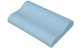 Anatomický polštář TERMOPUR - paměťová pěna