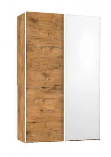 Šatní skřín se zrcadlem REA Houston 4 - lancelot