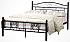 Kovové postele AKCE