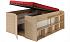 Multifunkční postele AKCE AKCE