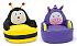 Dětské sedací vaky a pytle