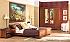 Rustikální ložnice