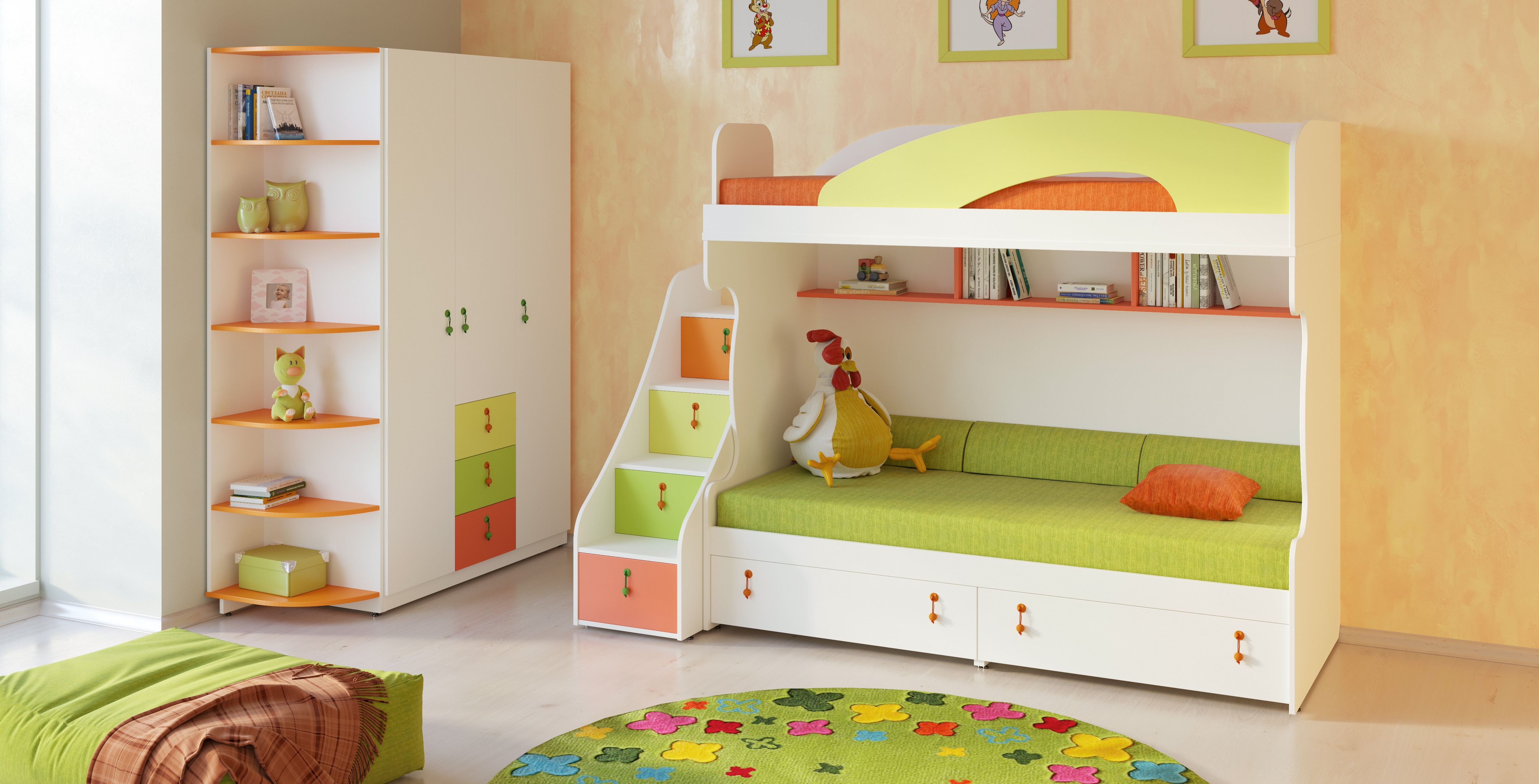 Dětský nábytek snů - AURORA