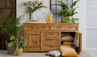 Nalaďte se na pozitivní vlnu s přírodním rustikálním stylem