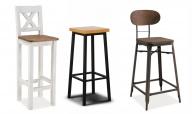 I barová židle může nabídnout pohodlí a komfort