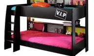 Patrová postel je praktická, zábavná a má mnoho tváří