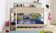 Nejdůležitější součást dětského pokoje? Jednoznačně postel!