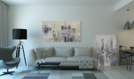Jak zútulnit obývací pokoj?