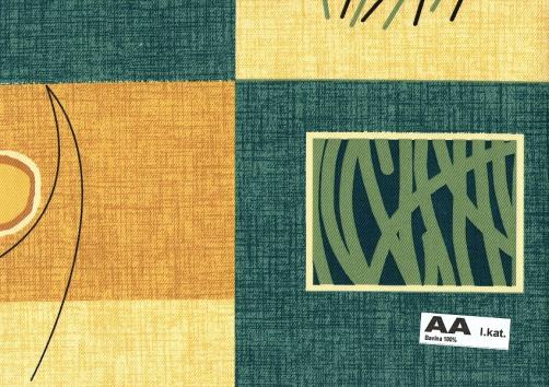 AA - Kat. I., Bavlna 100%