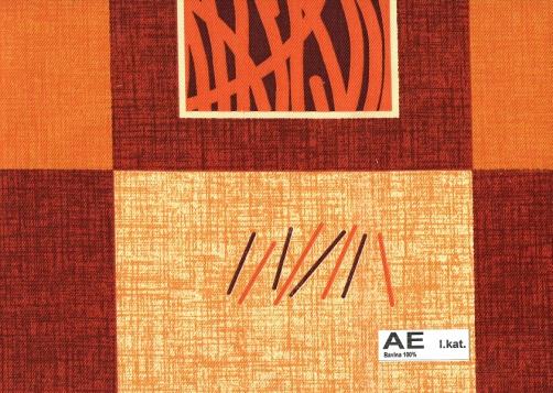 AE - Kat. I., Bavlna 100%