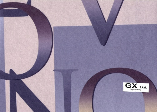 GX - Kat. I., Polyester 100%